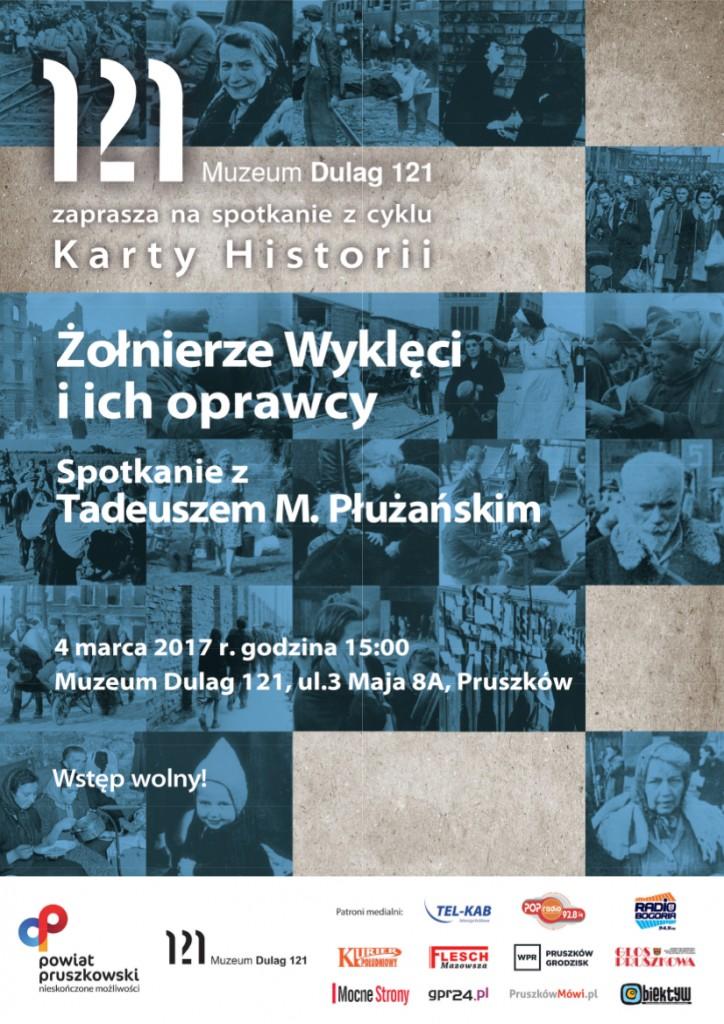 Plakat Pluzanski