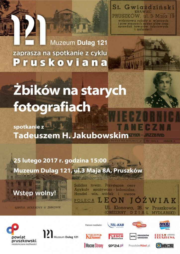 plakat 25 lutego pruskoviana