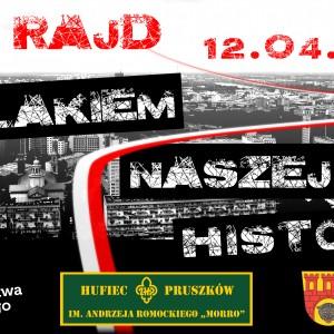 Weź udział w Rajdzie Historycznym po Pruszkowie