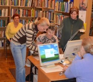 Dwa lata Latarni Polski Cyfrowej w Pruszkowie i Komorowie