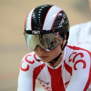 Kolejne zawody na torze kolarskim BGŻ Arena