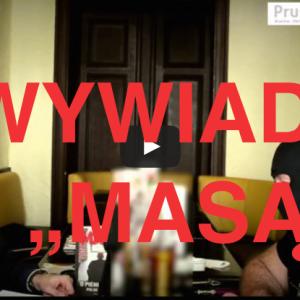 """O Pruszkowie i pieniądzach polskiej mafii – w cztery oczy z Jarosławem """"Masą"""" Sokołowskim"""