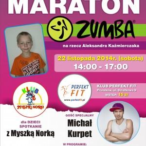 Charytatywny Maraton Zumba