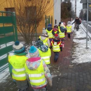 """Akcja """"Widoczne Dziecko"""" w pruszkowskich przedszkolach"""