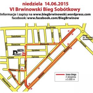 VI Brwinowski Bieg Sobótkowy