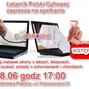 Spotkanie na temat e-zdrowia