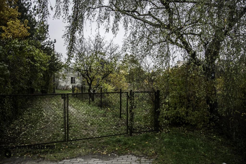 Widok od ul. Zdziarskiej - Fot. P. Tomaszewski