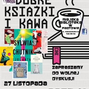 53. Spotkanie Dyskusyjnego Klubu Książki w Piastowie