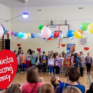 Wielka Orkiestra Świątecznej Pomocy zagrała w Pruszkowie