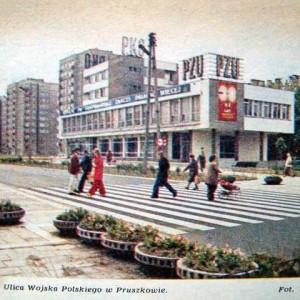 Czy w Pruszkowie jest centrum miasta?