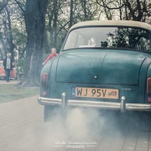 Zabytkowe pojazdy w Pruszkowie
