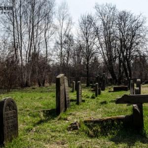 Dzień otwarty na cmentarzu żydowskim – 23.04.2016