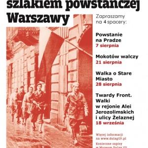 "Spacer historyczny ""Walki o Stare Miasto"""
