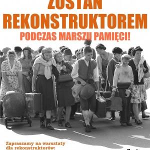 Marsz Pamięci – Zostań rekonstruktorem! – Warsztaty w Muzeum Dulag 121