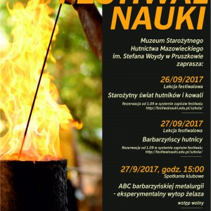 Festiwal nauki 2017