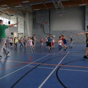 Koszykówka dla najmłodszych nie tylko w Pruszkowie