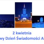 Niebieski Pruszkowski Spacer dla Autyzmu