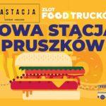 Premiera sezonu foodtruckowego w Pruszkowie. Pierwszy w historii zlot na dachu!