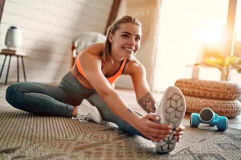Ile razy w tygodniu ćwiczyć żeby być w dobrej formie psychicznej i fizycznej?