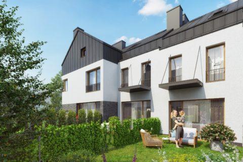 Spełnij swoje marzenia: piękny, przestronny 3 kondygnacyjny dom z ogrodem w Józefosławiu – przedsprzedaż trwa